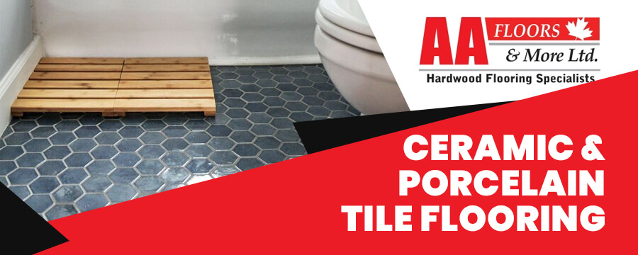 Ceramic and Porcelain Tile Flooring