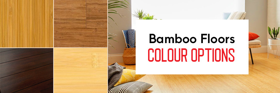 Bamboo Flooring Various Colour Options