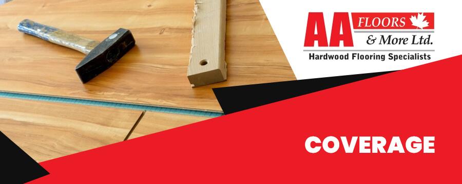 Flooring Adhesive Coverage Area