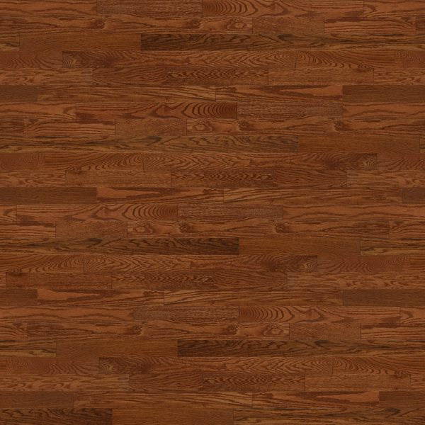 Appalachian Signature Collection Red Oak - AUBURN, PRESTIGE 3-1/4""