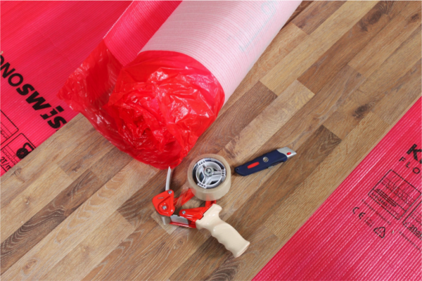 Swiss Krono ProVent Multi-function Underlayment