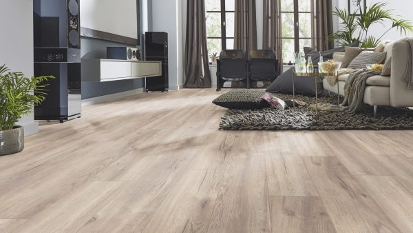 Kronotex 12 mm Robusto - PETTERSSON OAK BEIGE
