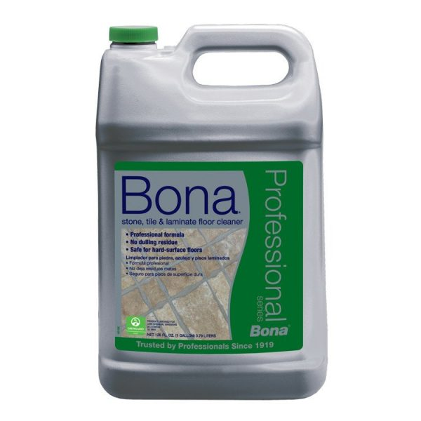 Bona Pro Series Stone, Tile & Laminate Floor Cleaner Gallon Refill