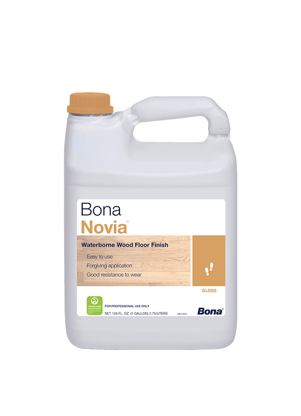 Bona Novia - Waterborne Wood Floor Finish
