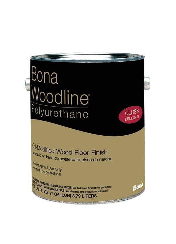 Bona Woodline Polyurethane Finish