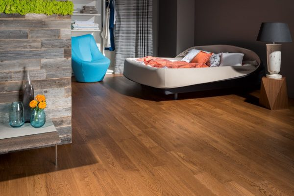 Coswick Brushed & Oiled Collection Oak - CHESTNUT