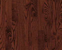 "Bruce Westchester Strip Oak Cherry 2-1/4"" x 3/4"""