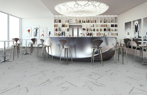 TORLYS EverTile Premier Engineered Vinyl Tile - CALCATTA
