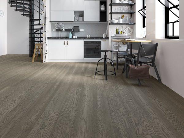 220 Hardwood Flooring European White Oak Collection - COMET