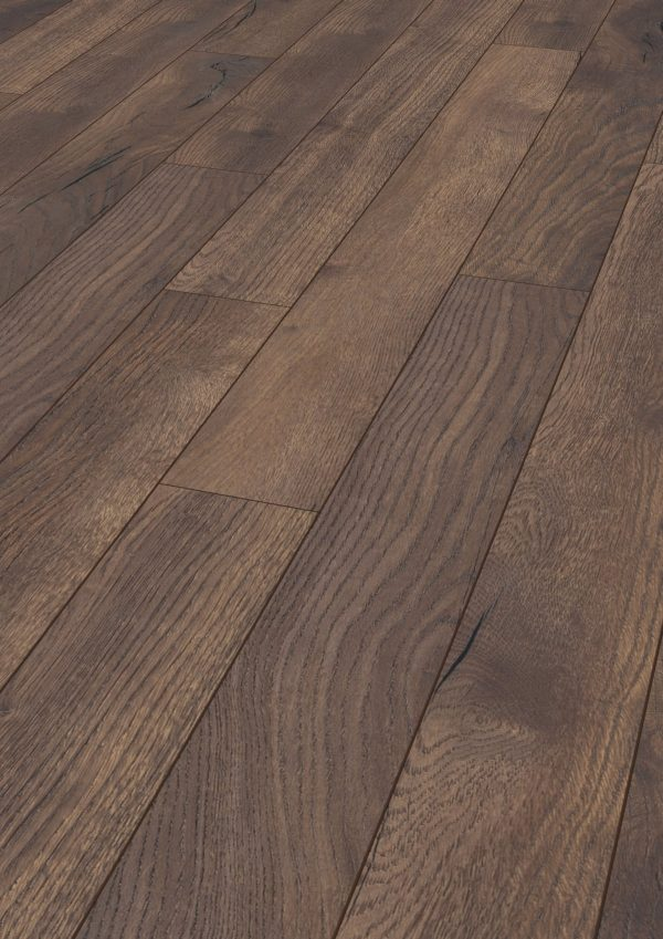 Kronotex 10 mm Amazon - PETTERSSON OAK DARK