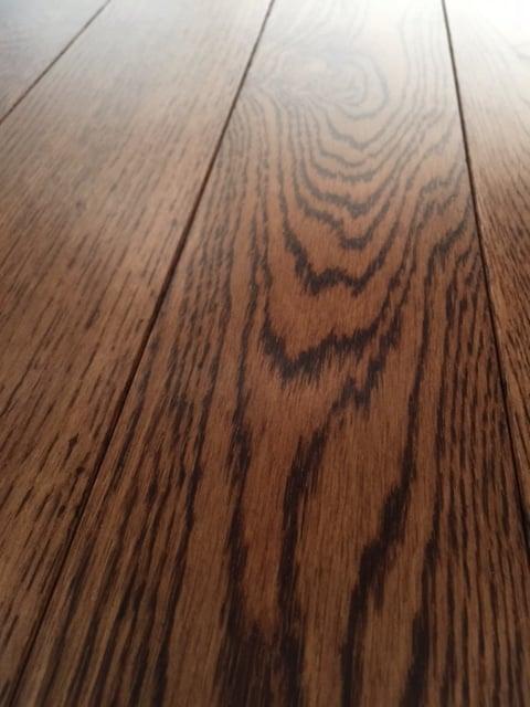 """Hardwood Canada Oak 3-1/6"""" x 3/5"""" Gunstock"""