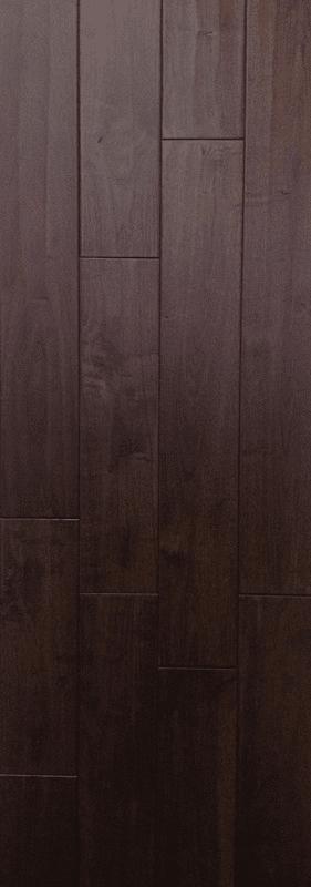 Hardwood Canada Hanscraped & Distressed Walnut Sienna