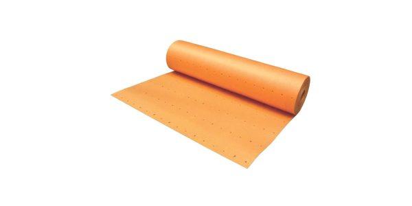 Heat Flux Underlayment for Radiant Heat Flooring
