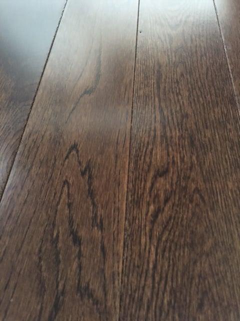 "Hardwood Canada Oak 3-1/6"" x 3/5"" Coffee"