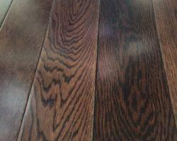 """Hardwood Canada Oak 3-1/2"""" x 3/5"""" Roasted Bean"""