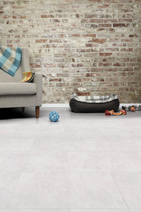 Inhaus SONO Landscape Collection Composite Tile - WHITESTREAM STONE