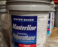 DuraSeal Masterline Water-Based Polyurethane Finish