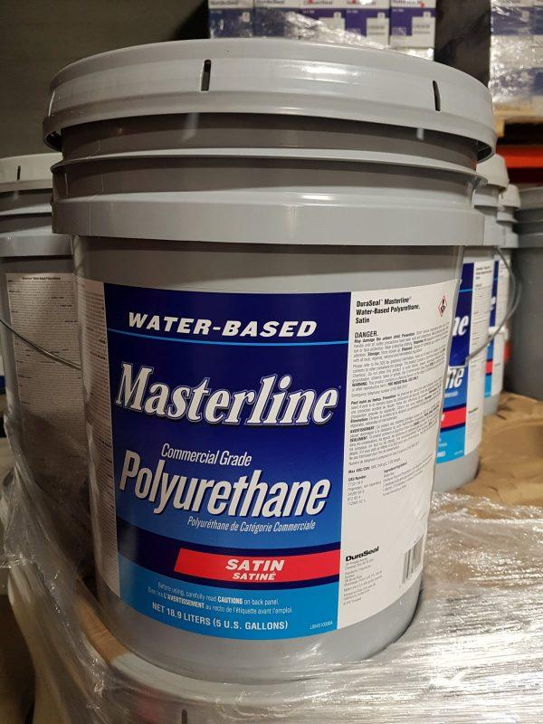 DuraSeal Masterline Water-Based Polyurethane Finish