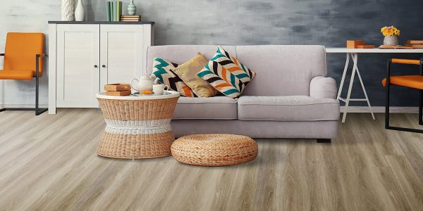 Twelve Oaks SolidCore Collection Rigid Core Vinyl Flooring - PHANTOM