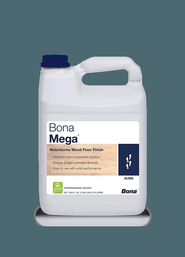 Bona Mega - Waterborne Wood Floor Finish