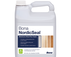 Bona NordicSeal - Waterborne Wood Floor Sealer