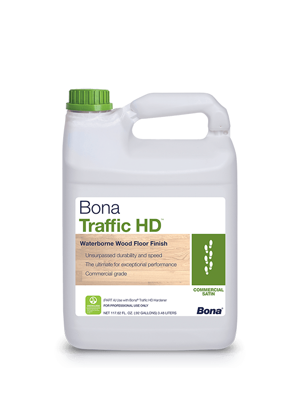 Bona Traffic HD - Waterborne Wood Floor Finish