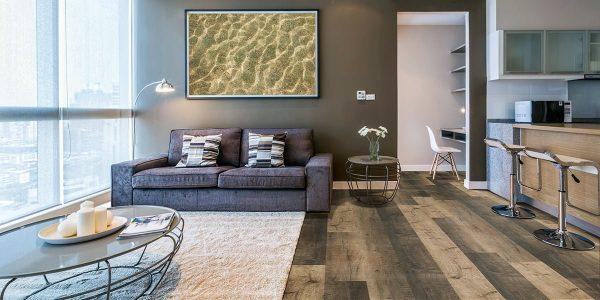 Twelve Oaks SureWood Collection Luxury Vinyl Flooring - URBAN SAFARI