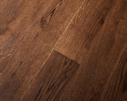 Hardwood Canada Wide Plank Collection White Oak - WIRE BRUSHED COCO