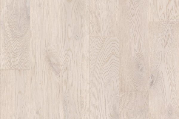 Hardwood Canada Wide Plank Collection White Oak - WIRE BRUSHED SAHARA