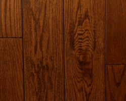Hardwood Canada Hanscraped & Distressed White Oak Aged Whiskey