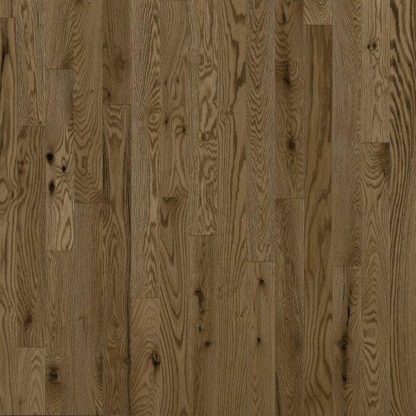 Preverco Red Oak Distinction Brushed Komodo