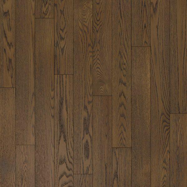 Preverco Red Oak Distinction Brushed Santa Fe