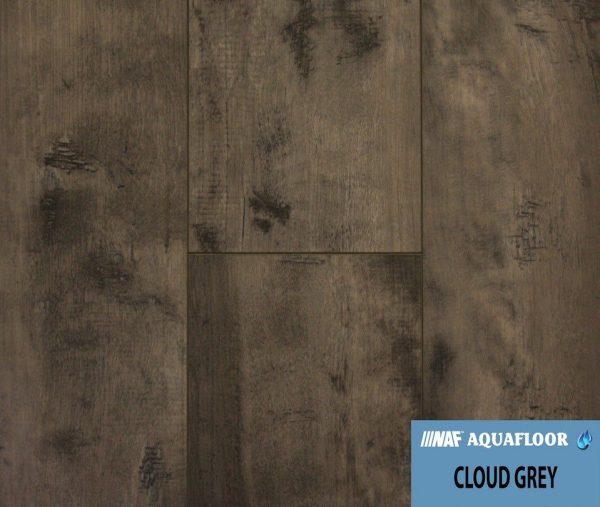 NAF AquaPlus SPC Vinyl Plank - BRUSHED NICKEL