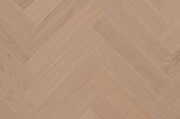 TORLYS Everest Twist Engineered Herringbone Hardwood - EVERGLADE OAK