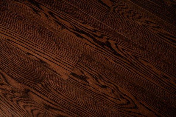 """Hardwood Canada Engineered """"Click"""" - OAK WALNUT"""