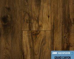 NAF AquaFloor Vinyl Plank Flooring - GRAND CANYON