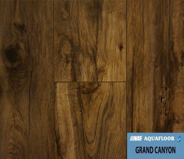 NAF AquaFloor Vinyl Plank Flooring - GRAND CANYON