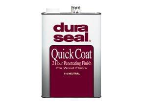 DuraSeal Quick Coat 123 Coffee Brown