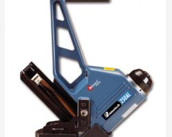 Primatech P250ALR Pneumatic Nailer w/Roller Base
