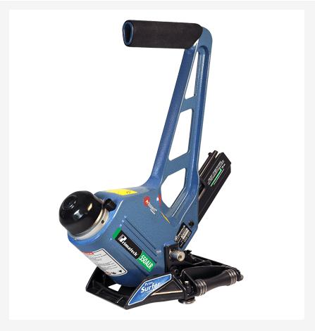 Primatech 550ALR 18GA Pneumatic Nailer w/Roller Base