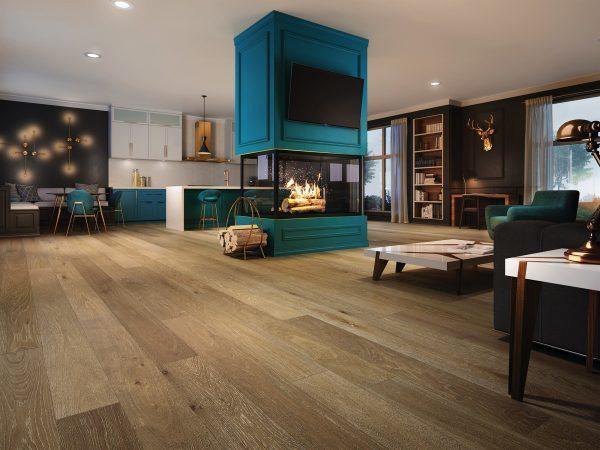 Lauzon Designer Collection Urban Loft Series White Oak - ALCOVE