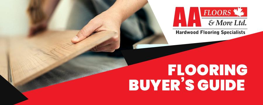 Flooring Buyer's Guide