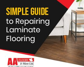 Simple Guide to Repairing Laminate Flooring