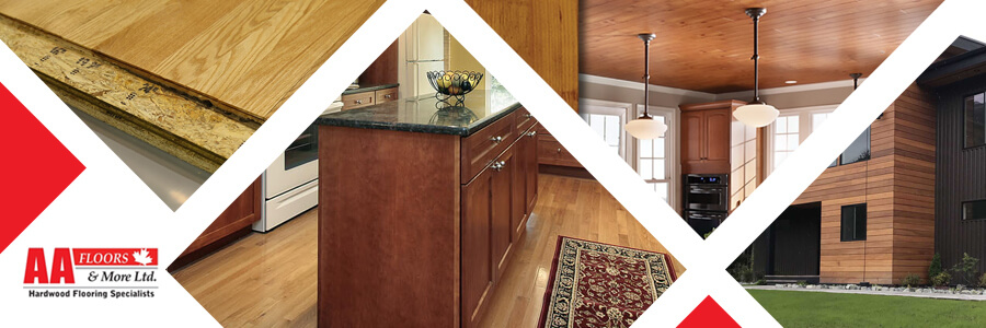 Uncommon Use Engineered Hardwood Flooring