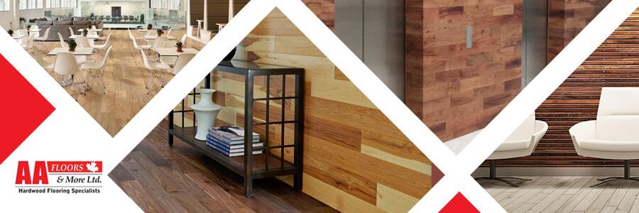 Uses of Engineered Hardwood Flooring